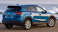 Car review: Mazda builds fun, efficiency into CX-5 compact SUV
