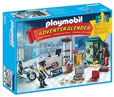 PLAYMOBIL-9007-Advent-Calendar-Jewel-Thief-Police-Operation
