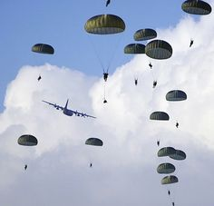us army airborne, something my husband wants to do is go airborne