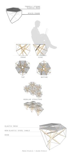 226 Best Tensegrity Images On Pinterest Architecture