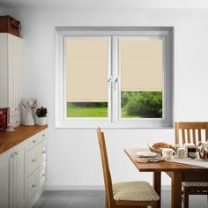 Metro Beige Perfect Fit Roller Blind
