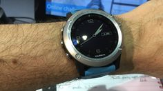 Garmin Fenix 3: Hands on with the new all action sports watch