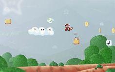 Mario Bros 3, par Orioto
