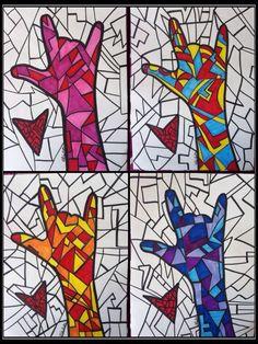 Deaf art