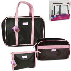 Cosmetic Toiletry Bag Gift Set - 3-pi... $10.77 #bestseller