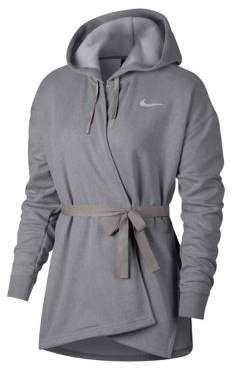 7b33f2a7106c Nike Training High-Low Hooded Jacket  nike