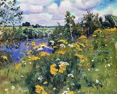 "dappledwithshadow: ""Wild Rowan, Arkady Rylov, 1922. """