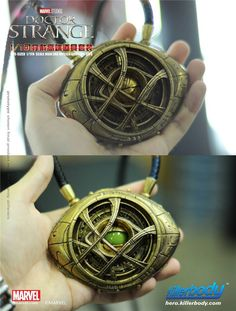 Killerbody - 1/1 Scale High End Replica - Doctor Strange - Eye of Agamotto