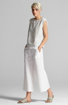 EILEEN FISHER: The Fisher Project