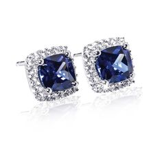 Silver, Cubic Zirconia and Gemstone Earrings *Prices Valid Until 25 Dec 2013 Gold Jewelry, Jewelry Accessories, Fine Jewelry, Jewellery, My Christmas Wish List, Christmas Gifts, Crossed Fingers, Gemstone Earrings, Waiting