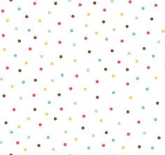 Baby Bundles  Dots White by Quilting Treasures by OakHillFabrics