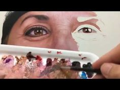 Oil Painting Tips Refferal: 6861540882 Oil Painting Tips, Oil Painting Techniques, Acrylic Painting Lessons, Time Painting, Painting Videos, Acrylic Art, Painting & Drawing, Hyperrealistic Art, Step By Step Painting