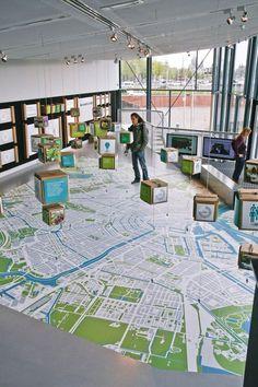 24 Ideas flooring map exhibition for 2019 Museum Exhibition Design, Exhibition Display, Exhibition Space, Design Museum, Exposition Interactive, Interactive Exhibition, Interactive Art, Interaktives Design, Ecole Design