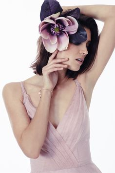 Once you find the perfect color palette for your wedding day, one of the first things you'll want to do is to determine how you'l. Beautiful Bridesmaid Dresses, Bhldn, Shades Of Purple, Dress Up, Wedding Day, Tulle, Stylish, Collection, Color