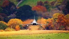 Eurofighter Typhoon II Flying low