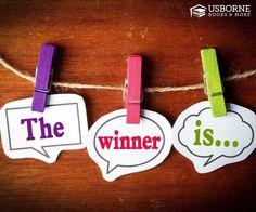 Usborne winner