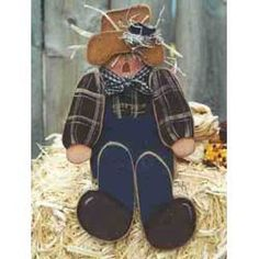 Wood crafts - Free scarecrow patterns to welcome the autumn season Wood Craft Patterns, Craft Free, Fall Season, Fall Crafts, Wood Crafts, Minnie Mouse, Seasons, Disney Characters, Art