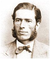 Leffert L. Buck    Class of 1868  Bridge Builder  1837-1909