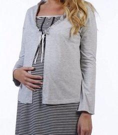 e5bd12509 mañanita maternal - embarazadas - futura mama