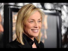 Sharon Stone se desnuda.