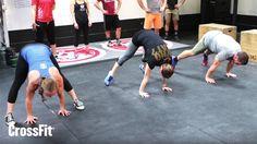 Gymnastics Compression Drills