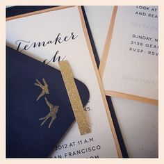 Invitations by Engaged & Inspired