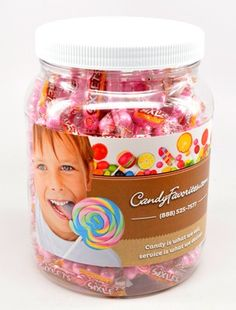 Help support Breast Cancer research with our Pink Awareness Candy Jar! Each jar is filled with pink sixlets and of sales will go toward Breast Cancer research. Symbols Of Strength, Breast Cancer Support, Candy Jars, Pink Candy, Effort, The Cure, October, The Unit
