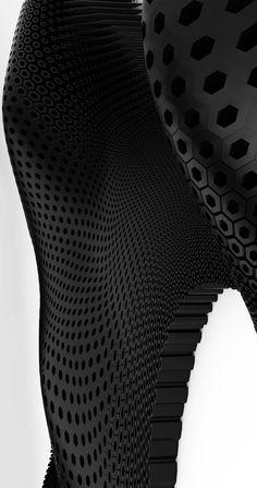HEX   Parametric Surface design by Yunus Emre Kara