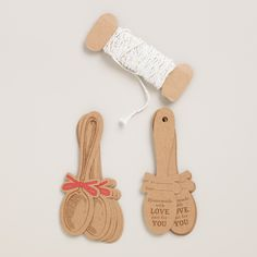 Spoon Gift Tags | World Market