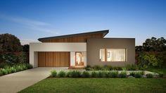 House facade ideas clic modern design ranch home exterior remodel Roof Design, Facade Design, Exterior Design, House Roof, Facade House, House Facades, Casas The Sims 4, Exterior Remodel, Story House