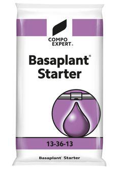 "Basaplant Starter 13-36-13 Σύνθεση: 13-36-13 +IXN  Υδατοδιαλυτό προϊόν πλούσιο σε φώσφορο. Ιδανικό για κάθε καλλιέργεια ειδικά ως ""starter"" στα αρχικά στάδια του φυτού.  Συσκευασία: σάκοι των 25 κιλών."