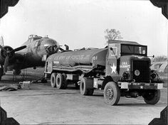 Flying Fortress: Fueling for a mission Memphis Belle, Air Force Bases, Army Vehicles, Contemporary Photographers, Aircraft Pictures, Aeroplanes, Usmc, Historical Photos, Ww2
