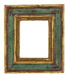 Antique Picture Frames, Antique Frames, Antique Doors, Mirror Painting, Painting Frames, Diy Headboards, Borders And Frames, Diy Mirror, Wooden Diy