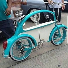 VW Bicycle