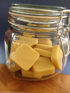 How To Make Your Own Stretch Mark Bars
