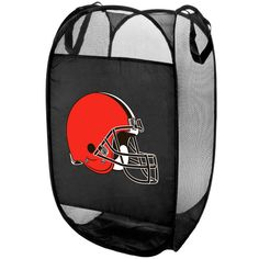Cleveland Browns Team Logo Laundry Hamper - $7.99
