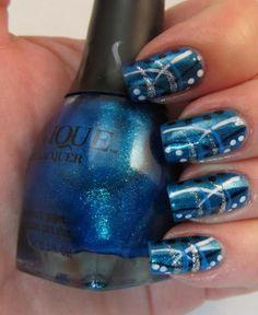 SetInLacquer #nail #nails #nailart
