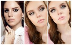 Lana Del Rey Makeup Tutorial ♡ this girl is gorgeous #perfection
