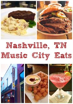 Music City Eats {Nashville, TN} | The Palm, Burger Republic, Benchmark off Broadway, Edley's BBQ - you don't want to miss these places!