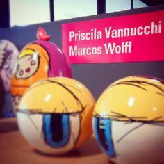 28ª Paralela Gift, na Fundação Bienal de São Paulo, Parque do Ibirapuera. De 12 a 15 de agosto de 2015.  Priscila Vannucchi & Marcos Wolff Objetos de Arte | site: www.pvmw.com | facebook: facebook.com/lojapvmw | instagram: instagram.com/pvmw.objetos.de.arte #pvmw #lojapvmw #design #art #arte #toyart #sp #ceramics  #urbanart #saopaulo #brazil #architecture #trend #vejasp #paralelagift #bienal #fundacaobienal #ibirapuera #pavilhaodabienal #fundaçãobienal