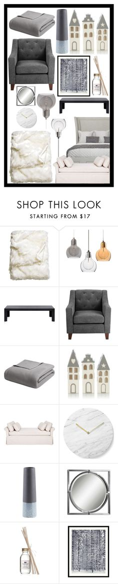 """Idk"" by stylecat13 ❤ liked on Polyvore featuring interior, interiors, interior design, home, home decor, interior decorating, H&M, Kartell, Dorel Asia and Bernhardt"