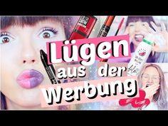 LÜGEN AUS DER WERBUNG - Werbung vs. Realität   ViktoriaSarina - YouTube