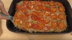 Masový koláč se zelím je rychlovkou nejenom k večeři - Svět kreativity Ketchup, Sushi, Food And Drink, Beef, Ethnic Recipes, Salama, Meat, Steak, Sushi Rolls