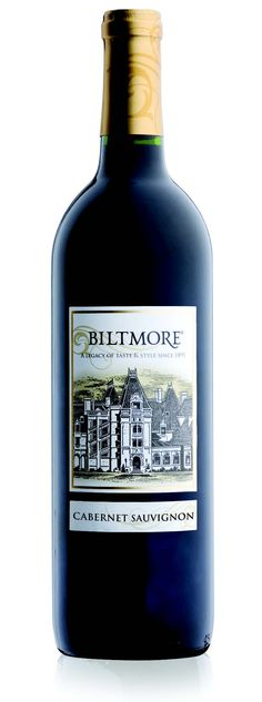 The best wine I ever had was from Biltmore Estate, and I haven't ...