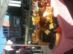 DuPont farmer's market.