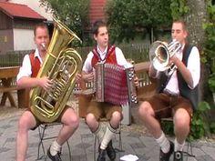 Polka Mit Pfiff - mitpfiff via YouTube  www.mit-pfiff.com