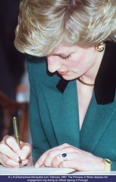 Diana, 1987, Portugual