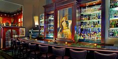 Hotel Sofitel New York: Grab a pre- or post-theatre cocktail at the street-level brasserie, Gaby.