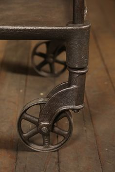 Industrial Cart Wheels