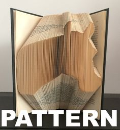 This listing is for a book folding pattern which will enable you to create your own finished book. This pattern: Horses Head – 210 folds (220 pages) - 21cm book (minimum) Your pattern will automatically download as a pdf on receipt of payment. You will also receive comprehensive instructions with easy to follow pictures. These will take you through every step of how to fold a book. The instructions will show you how to calculate the number of pages you need in your book in order to complete…